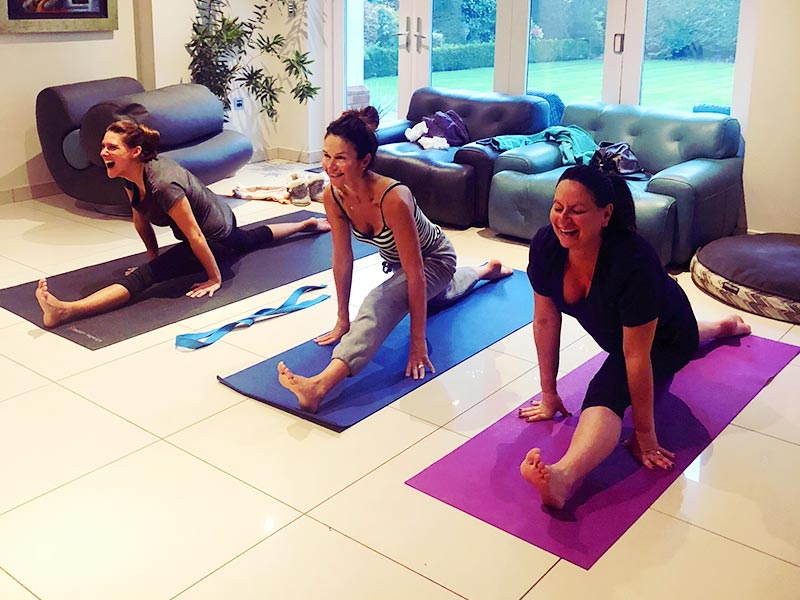 Yoga Classes in Hertfordshire